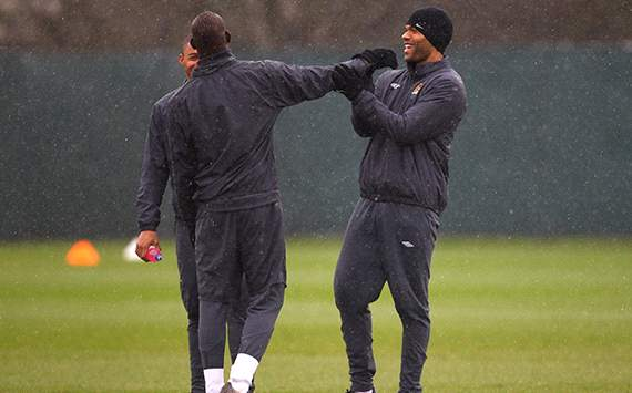 Lescott: I normally win battles against Balotelli