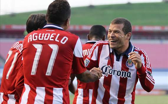 Juan Agudelo, Alejandro Moreno, Chivas USA, MLS