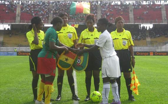 The Lionesses of Cameroon receive qualification bonuses
