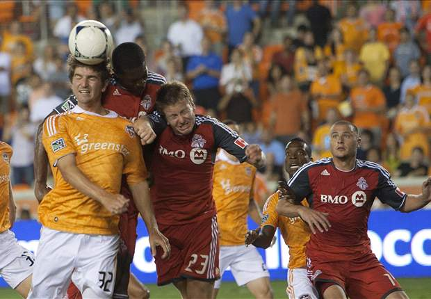 Toronto FC grudgingly accepts draw at Houston
