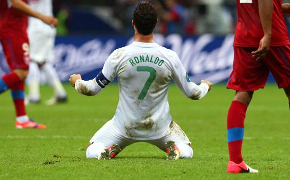 Euro 2012 Team of the quarter-finals: Buffon &amp; Cristiano Ronaldo among stars heading for last four