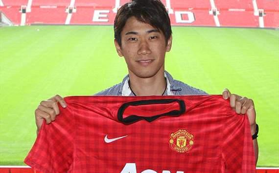 Shinji Kagawa Sign Manchester United