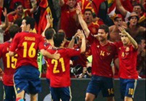 4-6-0: Spain show the importance of playing to their strengths