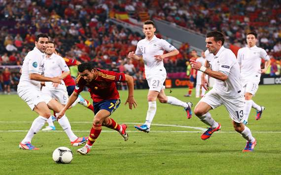 Pedro: Spain know how to neutralise Ronaldo