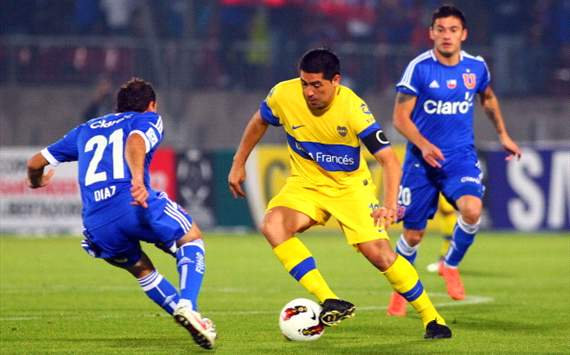Riquelme podría terminar jugando en Tigre