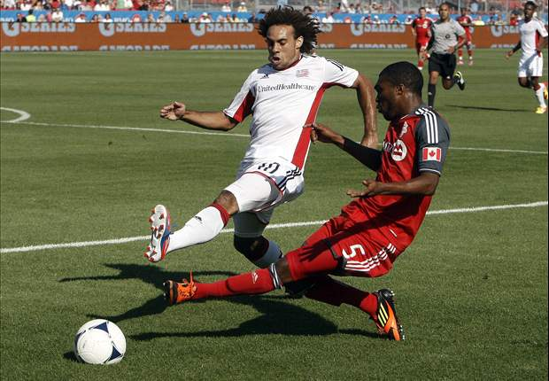 Another late game collapse leaves Toronto FC settling for a draw