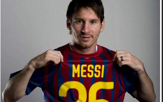 Lionel messi's 25 years old birthday