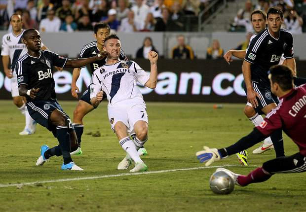 Whitecaps struggle to contain Galaxy star power