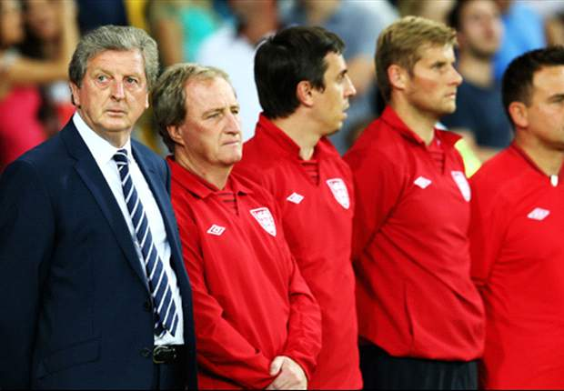 Hodgson: England goes out with heads held high