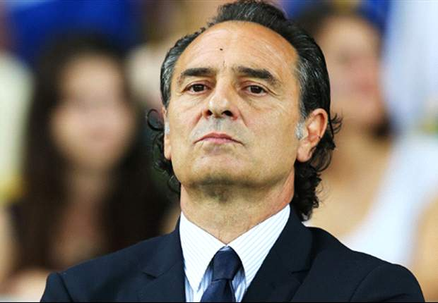 Prandelli names eight uncapped players for England friendly