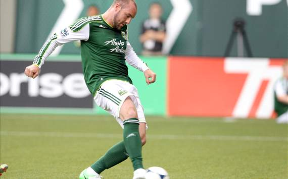 Kris Boyd-Portland Timbers