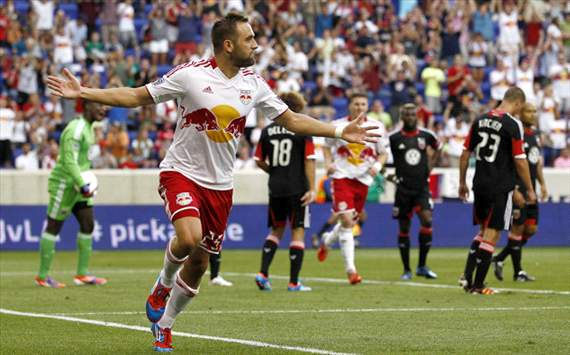 Brandon Barklage, New York Red Bulls, D.C. United, MLS