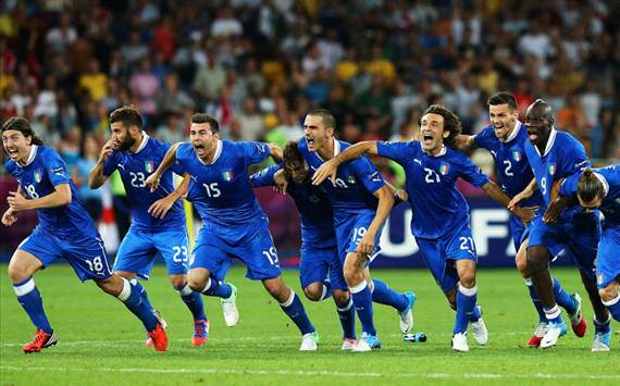 Italy will need to be clever to beat Germany, says Pagliuca