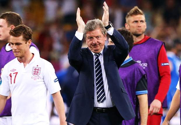 Hodgson: England didn't let anyone down