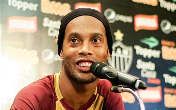 Coca-Cola pulls plug on €500,000 Ronaldinho sponsorship deal