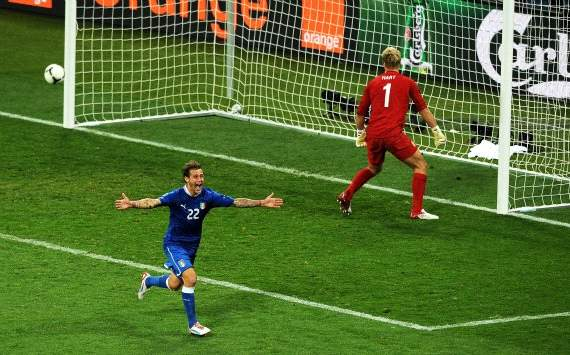 The unorthodox rise of Diamanti, Italy's penalty hero