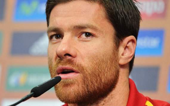 Xabi Alonso: Spain feel less euphoric than in 2008