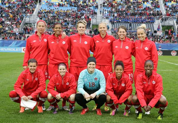 Canada announces women's roster for London 2012 Olympics
