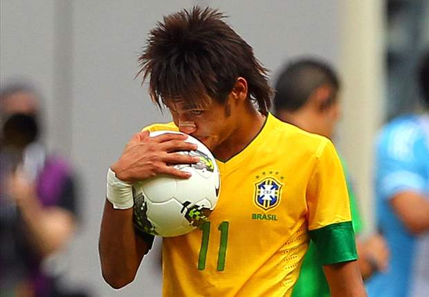 Dunga: Neymar has to move to Europe to reach full potential
