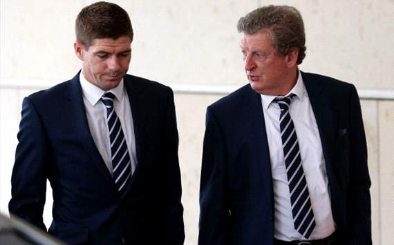 Gerrard looking for speedy England improvement
