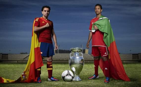 Spain - Portugal promo (Euro 2012)