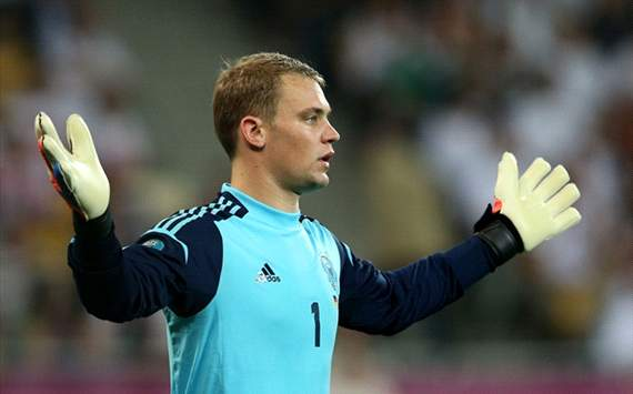 Neuer: Germany made it too easy for Italy