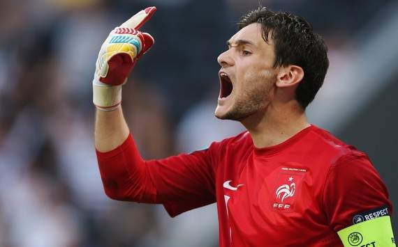 Euro 2012 : Hugo Lloris (France vs England)