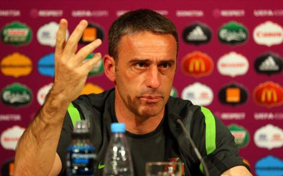 Portugal coach Paulo Bento staying positive despite Spain defeat