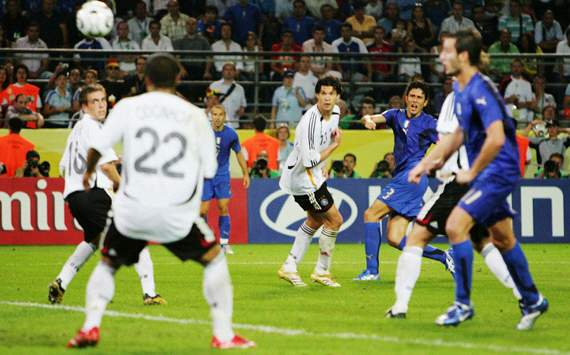 Fabio Grosso - Germany-Italy 2006