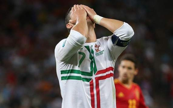 Euro 2012 : Cristiano Ronaldo (Portugal vs Spain)