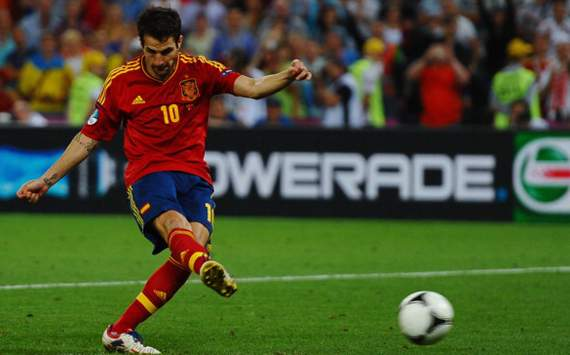 Cesc Fabregas - Spain
