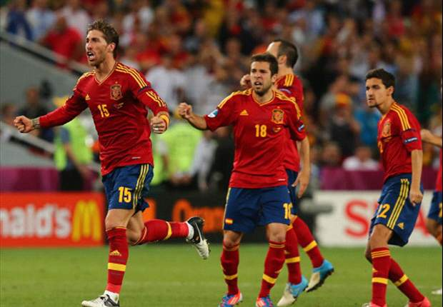Love it or hate it, Spain has the nerve of champions