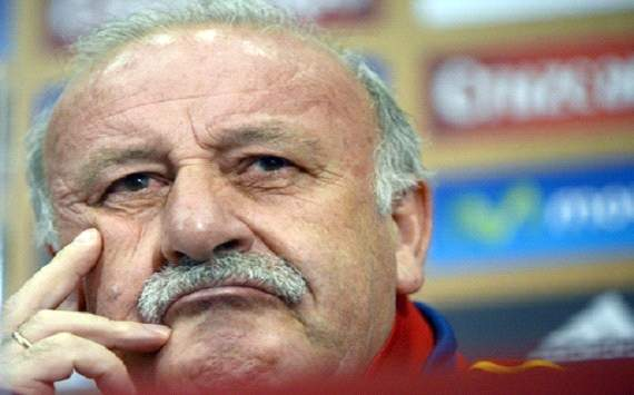 Del Bosque: I prefer Messi to Cristiano Ronaldo