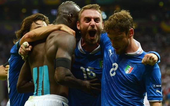 LIVE: Germany 1-2 Italy