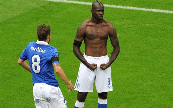 My season does not depend on Italy winning Euro 2012, says Balotelli