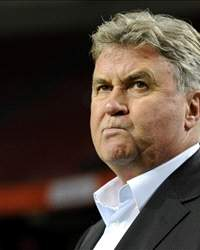 Guus Hiddink, Anzhi Makhachkala