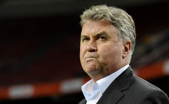 Hiddink: I've had enough of playing Dutch clubs
