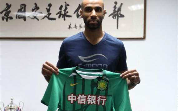 Frederick Kanout ficha por el Beijing Guoan chino