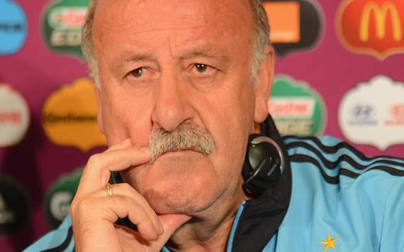 Del Bosque: We controlled the game and never let our opponents feel comfortable