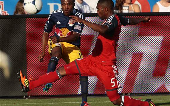 Dane Richards, New York Red Bulls; Ashtone Morgan, Toronto FC; MLS