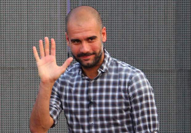 Agent dismisses Guardiola links with Russia