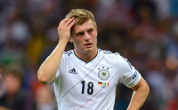 """Tony Kroos: """"No voy a firmar nada durante la Copa del Mundo"""""""