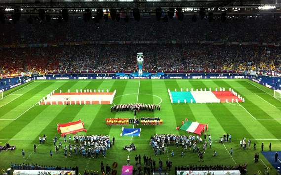 How did your favourite club fare at Euro 2012?