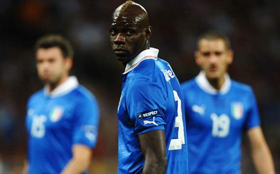 Prandelli recalls Balotelli, El Shaarawy and Gilardino to the Azzurri