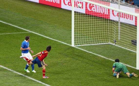 ماذا لو لم ينجح الإسبان بتسجيل الهدف