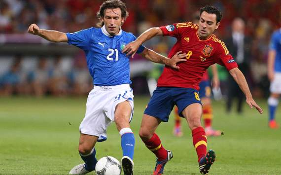 Brazil to face Italy and Spain to tackle Uruguay in Confederations Cup