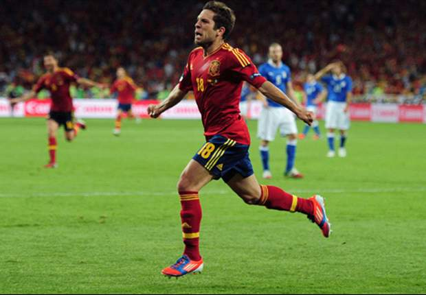 Jordi Alba: Spain still hungry for success