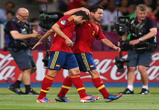 Xavi: I could play at 2014 World Cup