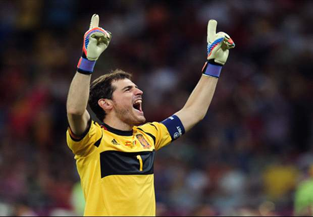 Eighty-two Spain clean sheets, 104 international wins - a look at Iker Casillas' best numbers
