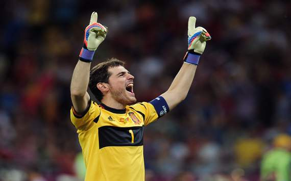 Casillas unsure who to back for Ballon d'Or